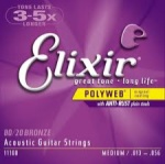 Elixir Polyweb Acoustic Extra Light