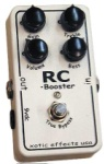 XOTIC EFFECTS RC BOOSTER SUPER CLEAN BOOST