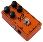 XOTIC EFFECTS BB PREAMP OVERDRIVE/BOOST
