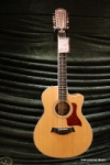 Taylor 456ce 12-String Acoustic Electric