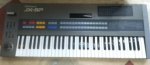 Used Roland JX8P Synth Keyboard
