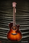 Taylor 714ce Rosewood/Spruce Grand Auditorium Tobacco Sunburst Electric-Acoustic Guitar