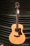 Taylor 818E Acoustic Electric with Indian Rosewood back and sides