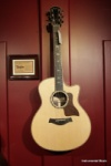 TAYLOR 816CE ACOUSTIC ELECTRIC