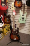 Fender American Standard Jazz Bass 3-Tone Sunburst with Rosewood Neck