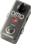 TC Electronics Ditto Looper Pedal