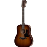 Taylor 360E Shaded Edge Burst 12 String
