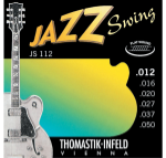 Thomastik JS112 Jazz Swing Series 12-50 Flatwound Strings
