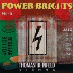 Thomastik PB110 Power Brights Electric 1045