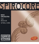 Thomastik S43 Spirocore Bass String Set Solo 7/8