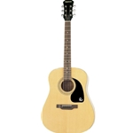 Epiphone DR-100 Natural Acoustic Guitar