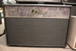 PRS Amp Steath 2x12 Cab with Pine Wood Charcoal Fish