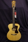 Guild F30 2014 Natural Concert with, D-tar pickup, Lifetime Warranty