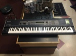 Roland XV88 Weight Keys 128 Voice Synth