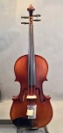Cremona SV230 4/4 Violin with Case, Bow, Rosin, Sholder Rest