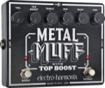 Electro-Harmonix Metal Muff Pedal with Top Boost