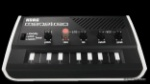 Monotron Hand Held Analog Ribbon Synth
