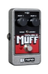 Electro-Harmonix Double Muff Fuzz Over Drive Pedal