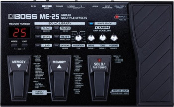 Boss ME25 Multi Effect Pedal