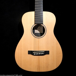Martin LX1E Small Scale Travel Guitar with Pickup