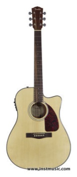 Fender CD-140SCE Dreadnaught Cutaway