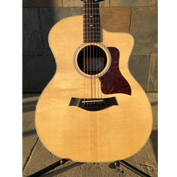 Taylor 214CE Deluxe Gloss ES2 with Case