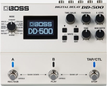 Boss DD500 DIgitial Delay