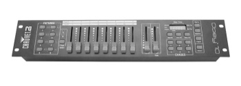 Chauvet Obey 10 Compact Lighting Controller