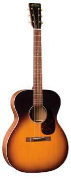MARTIN 000-17 WHISKEY SUNSET