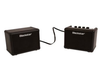 BLACKSTAR Fly 3 Pack with Amp, Stereo Extension Cab, and Power Supply