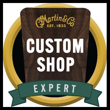 Martin & Co Custom Shop Expert