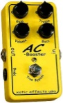 XOTIC EFFECTS AC BOOSTER ULTIMATE OVERDRIVE/BOOST