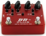 XOTIC EFFECTS BB PREAMP PLUS TWO STAGE OVERDRIVE/BOOST