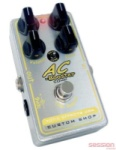 XOTIC EFFECTS CUSTOM SHOP AC BOOSTER PLUS WITH COMPRESSION CONTROL