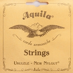 Aquila Concert Uke Strings, LOW G WOUND