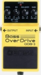 Boss OB3 Bass Overdrive