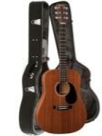 Martin DRS1 Acoustic Electric Guitar with Hardshell Case