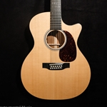 Martin GPC12PA4 Performing Artist Series 12 String With Fishman F1 Analog Pickup System