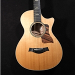 Taylor 612CE 12 Fret Grand Concery Torrified Top