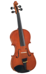 Cremona SV-200 4/4 and  Premier Violin Flamed Maple Back and Sides