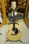 Martin GPX1AE 14 Fret Cutaway Acoustic Electric with USB