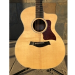 Taylor 214CE Deluxe, Rosewood back and sides, Full Gloss ES2, with Case