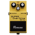 Boss SD-1W Waza Craft Overdrive
