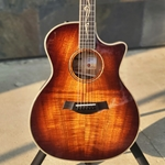 Taylor K24ce Guitar with V-Class