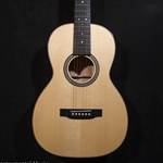 Martin Custom 00-12F Euro Flame Maple and Adirondack Top