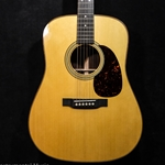 Martin Custom D-28 Hide Glue with Adirondack Top and Bracing and VTS Aging 2020