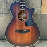 Taylor 322ce 12-Fret, Shaded Edgeburst Top, V-Class