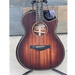 Taylor K24ce Koa Builders Edition with V-Class bracing