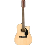 Fender CD-60SCE Dreadnought 12-String Acoustic Guitar