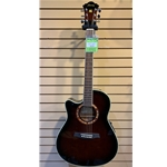 Ibanez AEF18LE-DVS Lefty Left Handed Guitar *USED*